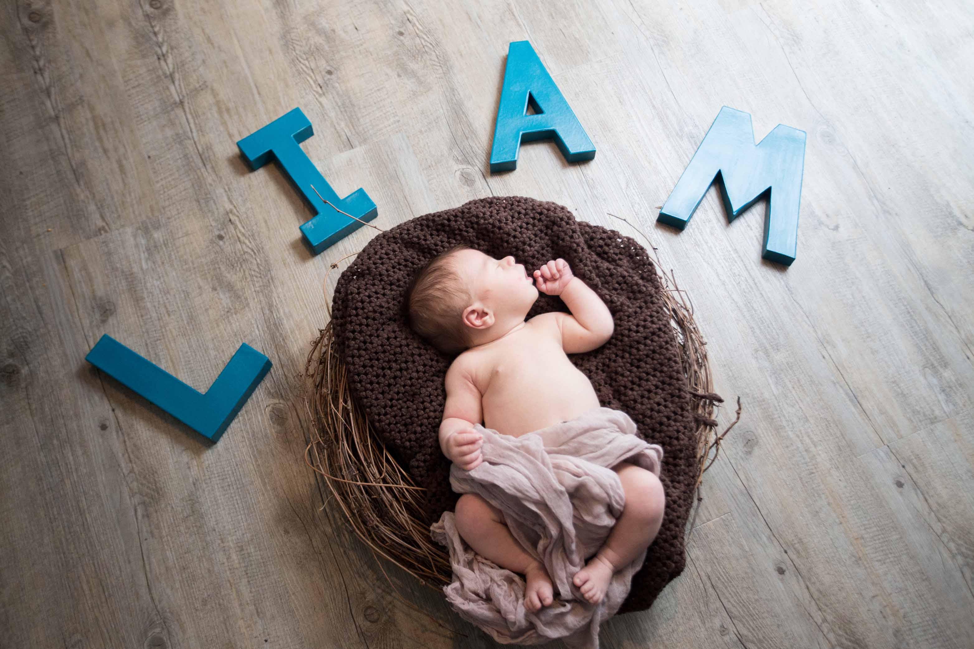 photographe bébé le havr