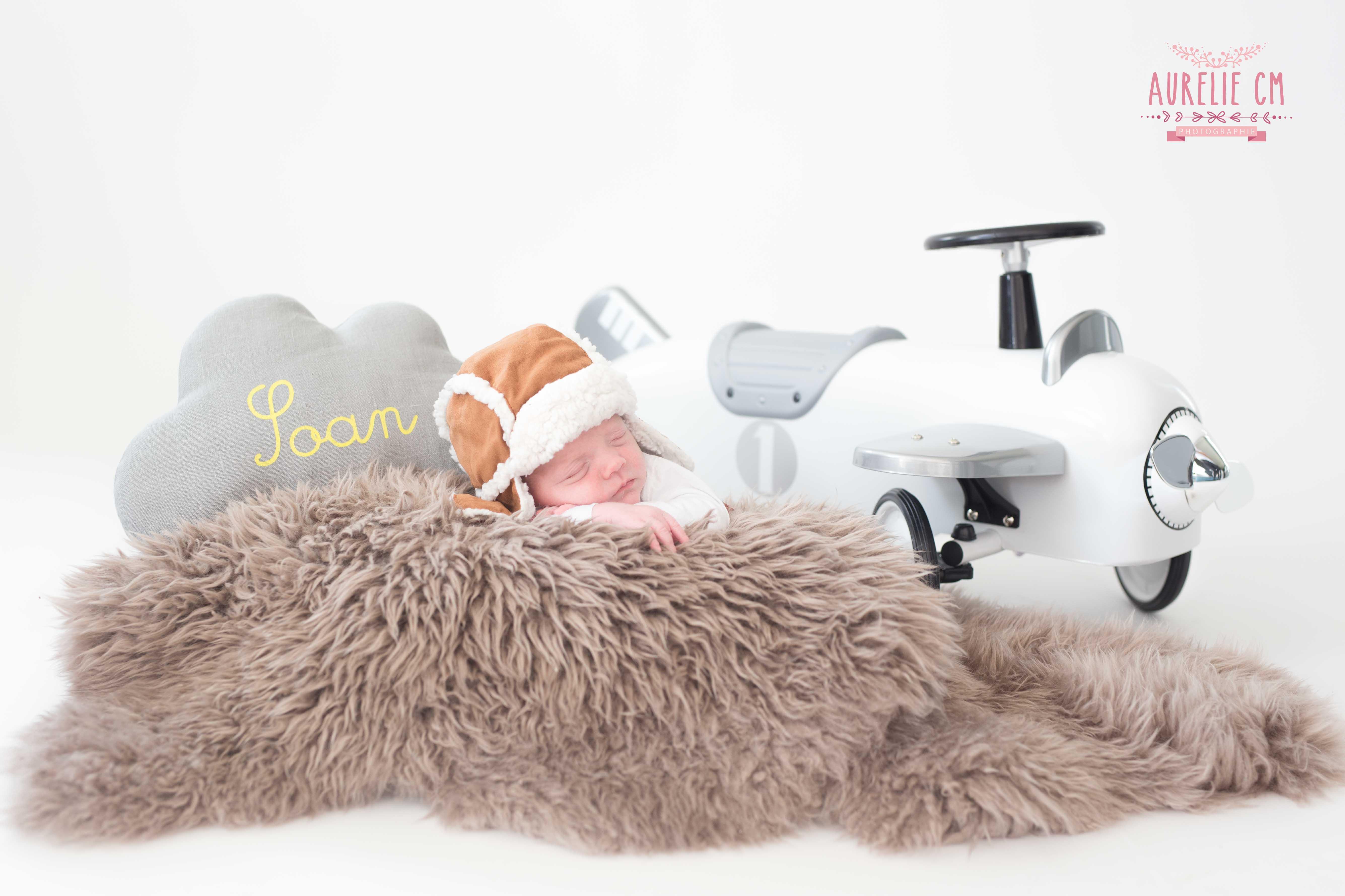 photographe bébé le havre